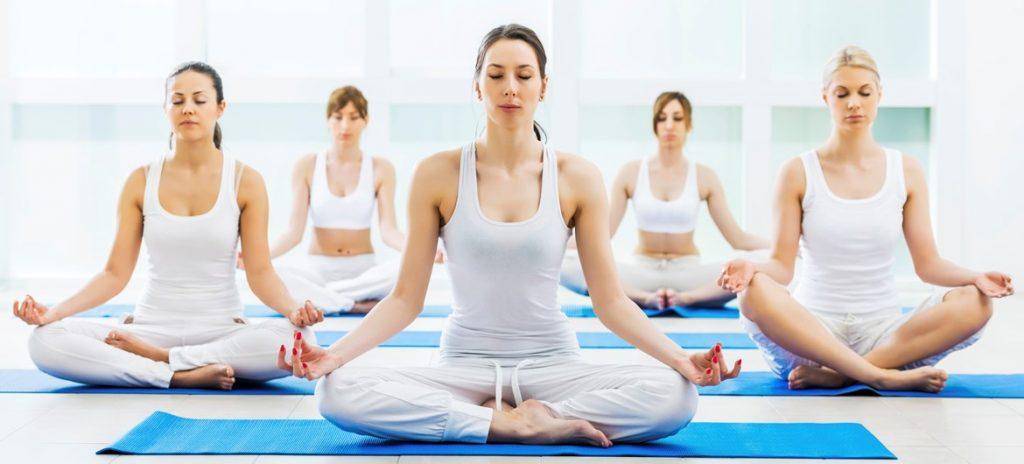 Le Yoga pour vous déstresser!