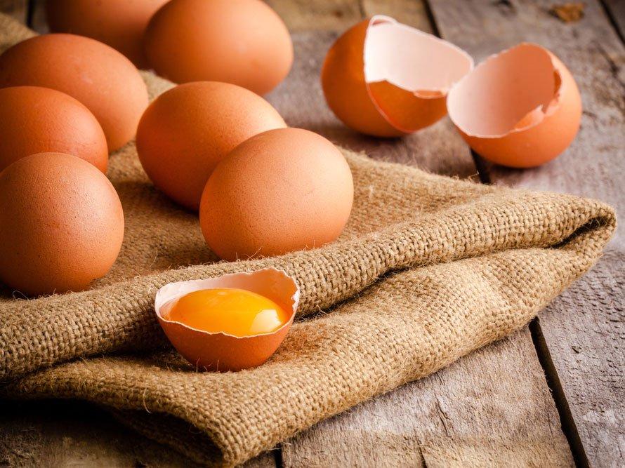 8 choses qui vous arriveront quand vous mangez 2 œufs chaque jour
